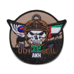 아크12진 UDT/SEAL_Tactical Skull UAE